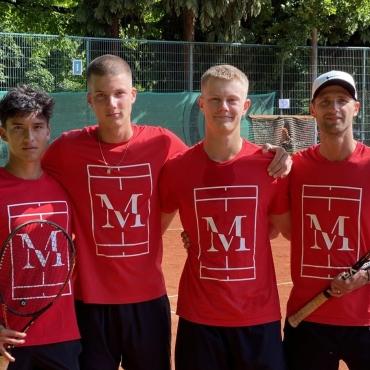 Trije fantje v zadnji krog kvalifikacij na OP za člane v Portorožu, Simon v glavni turnir