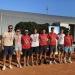 Moška članska ekipa je bila še drugič boljša od NG in se je uvrstila v 1. MČTL