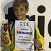 Val, Lukas, Brina, Aleksej in Aljaž odlično nastopili na zadnjem turnirju sezone za najmlajše