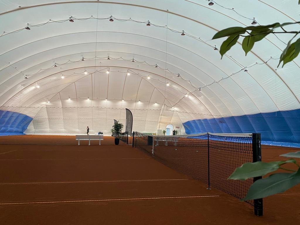 Teniški center odprt tudi za rekreativne igralce