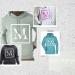 Ponudba klubskih T-shirt majic in hoodijev