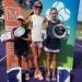 Zmagovalka turnirja U12 je Veritsa Yaneva