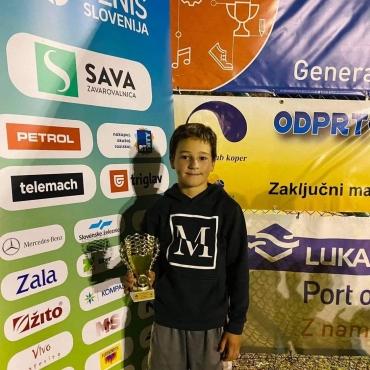 Z mastersi se je končala sezona 2021, med najmlajšimi odlično nastopil Val Mlakar